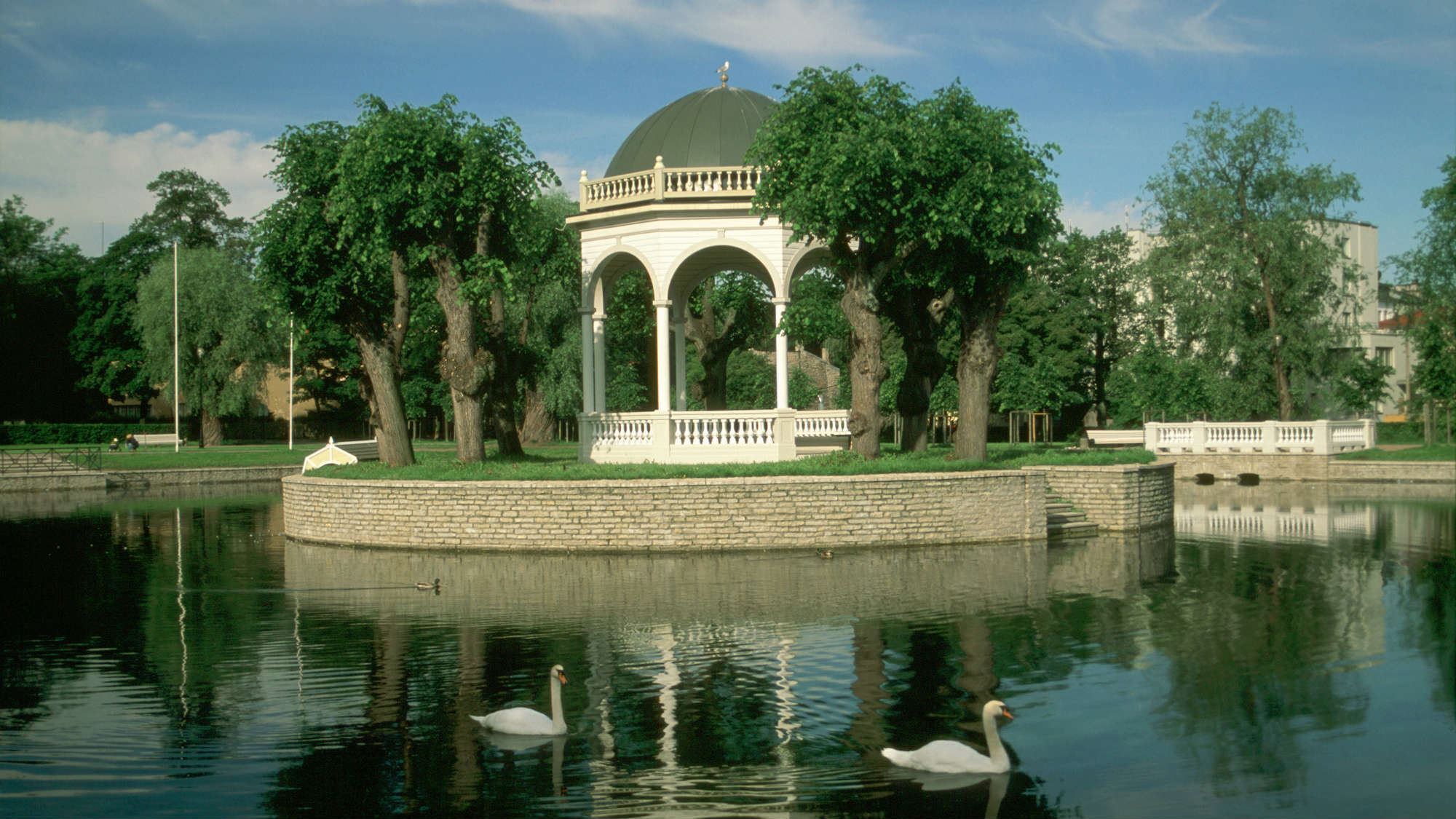 Kadriorg Park, Tallinn, Estonia. Picture by Ain Avik