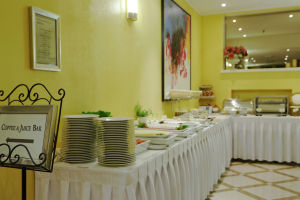 Breakfast at the My City hotel | Tallinn | Old Town