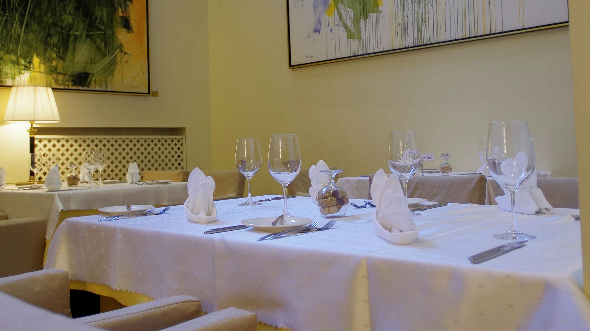 Restaurant My Cafe