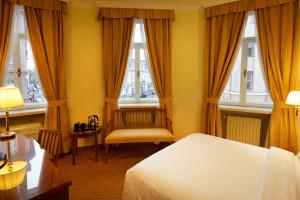 Superior Double Room in My City Hotel Tallinn