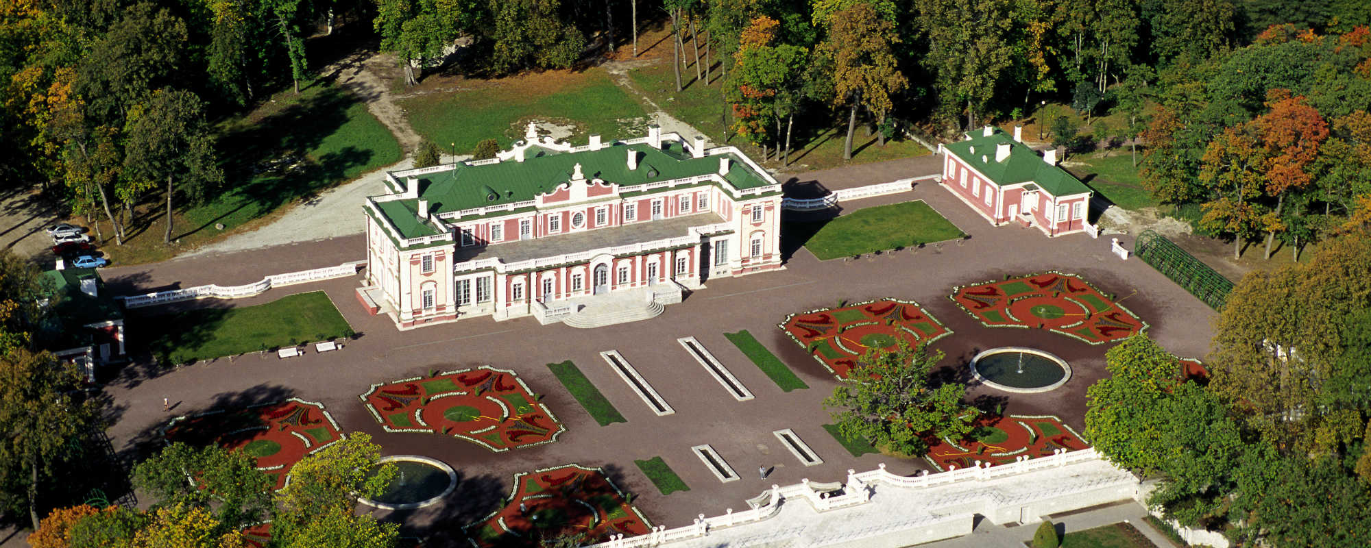 Beautiful Kadriorg Park. Picture by Toomas Volmer