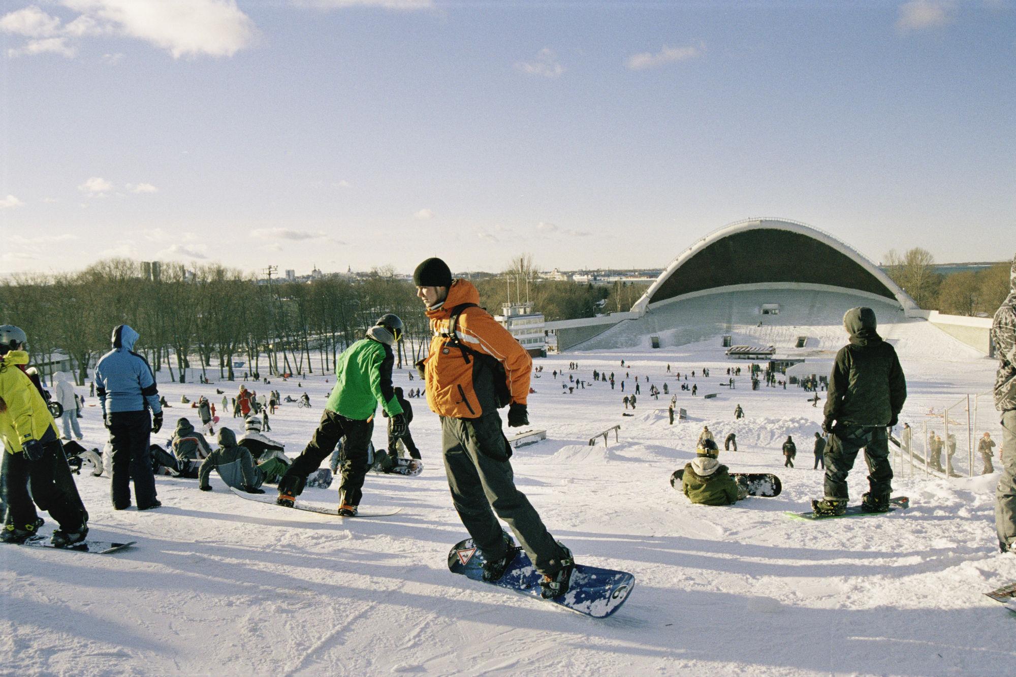 Sport in Tallinn