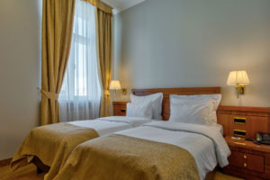Tallinn-accommodation-Standard-twin-room